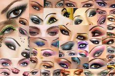 Maquillaje Para Cada Tipo De Ojos