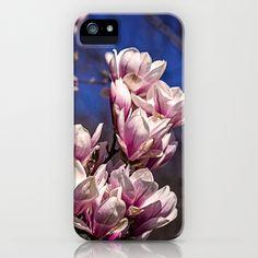crocus  iPhone & iPod Case by Karl-Heinz Lüpke - $35.00