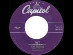1952 HITS ARCHIVE: Try (Cry) - Stan Freberg