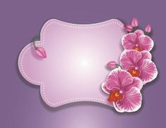 . Flower Background Wallpaper, Frame Background, Flower Backgrounds, Borders And Frames, Flower Images, Flower Frame, Scrapbook, Projects To Try, Creations