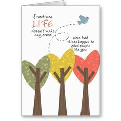 20 best cards for cancer patients images on pinterest greeting life doesnt make any sense card quotes for cancer patientsawareness m4hsunfo