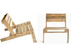 cadeira com paletes