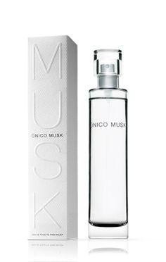 Único Musk—women's fragrance. Pure and simple. #embossed #textured #glass