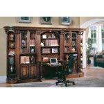 "Parker House - Huntington 32"" Glass Door Entertainment Wall - PAH-HUN-461-2-440(2)-450(2)  SPECIAL PRICE: $4,033.26"