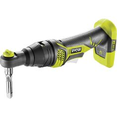 Drain Auger Clear Clogs Hybrid Corded or Cordless Tool Only RYOBI 18-Volt ONE