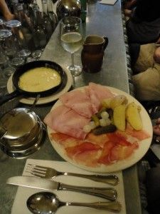 Raclette Savoyarde - featured on The Best Thing I Ever Ate, French Favorites