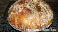 7 denní chlebíček podle mé babičky – hrnkový recept: Takový chleba v obchodě nekoupíte, vydrží vám měkký celý týden!