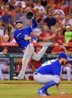3efe10097 Toronto Blue Jays vs. Los Angeles Angels - Photos - August 22