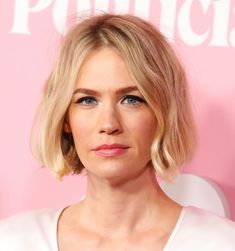 10 Celebs Who Look Half Their Age—and the 20 Beauty Products They Swear By – Beauty Hacks Beauty Hacks Lips, Beauty Secrets, Beauty Products, Beauty Routine Checklist, Beauty Routines, January Jones Hair, Hair Inspo, Hair Inspiration, Langer Pony