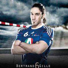 Bertrand GILLE Handball player and a really nice guy!