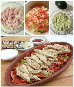 Chicken Fajitas Recipe Lifestyles, lifestyles and quality of life The interdependencies and networks developed by the inner integrity of production, … Chicken Fajita Recipe, Chicken Fajitas, Chicken Recipes, Meat Recipes, Mexican Food Recipes, Cooking Recipes, Turkish Recipes, Ethnic Recipes, Food Articles