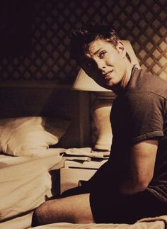 Dean Winchester by the morning ;)