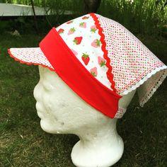 Heute gab es ein Kopftuch #lara von # Blumenmädchen.