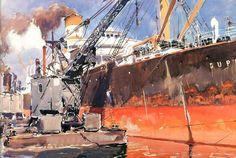 "Le cargo "" Kersaint "" (1922-1945)"