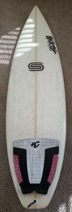 Used Sauritch Shortboard - 6'1