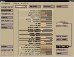 Esta herramienta sirve para generar efectos especiales sonoros para videojuegos