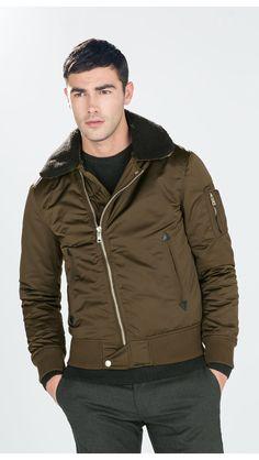 Jacket from ZARA
