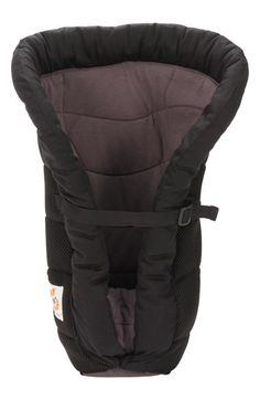 Free shipping and returns on ERGObaby Carrier Insert at Nordstrom.com. Innovative insert is designed to slip quickly and easily in an ERGObaby carrier to offer newborns the ideal support their developing bodies need. Snap closures hold baby in a cozy, protected manner, close to the heart.