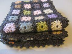 Lille Gitte Blanket, Crochet, Ganchillo, Blankets, Cover, Crocheting, Comforters, Knits, Chrochet