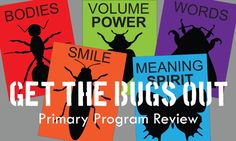 Get-the-Bugs-Out Primary Program Song Review. Singing Time! I'm definitely doing…