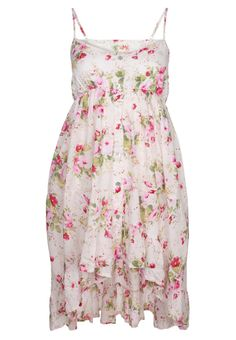 myMo dress with floral pattern