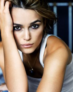 Keira Knightley by Marc Hom