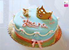 Princesa Joana #princess fondant cake