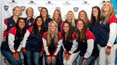 U.S. Olympic women's water polo team