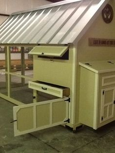 Chicken Coop Plans Made Easy