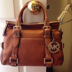 Michael Kors Lea Small Satchel