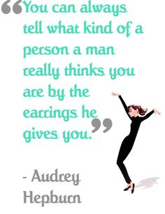 218135799305 Audrey Hepburn quote by kelly Pretty wise. Beautiful WordsQuote Of The  DayCoco ChanelTiffany PartyTiffany And CoTiffany ...