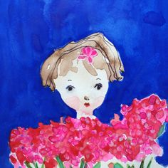 'Where flowers bloom'