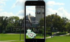 Custom Snapchat geofilter for Assinboine Park, Winnipeg.