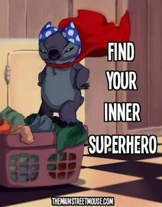 Find your inner superhero