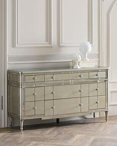 F01QU Amelie Mirrored Hall Chest   Allies Remodel   Pinterest   Amelie,  Hall And Furniture Projects