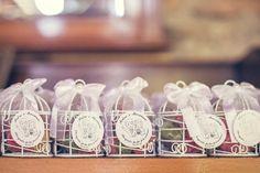 Lembranças - Casamento ao ar livre Foto: