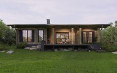 Дом в д. Острошицкий городок, двойной брус, деревянный дом, дерево, проект, wood house, light