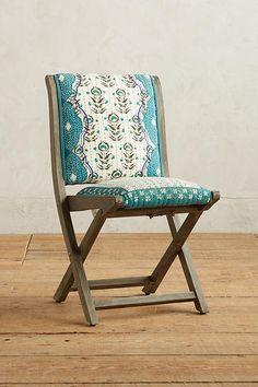 Terai Folding Chair | Anthropologie