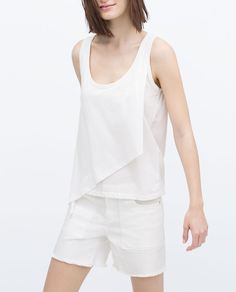 Image 1 of TANK TOP from Zara