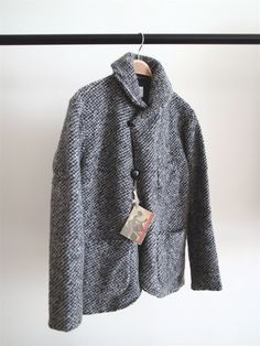 Engineered Garments - Shawl Collar Knit Jacket