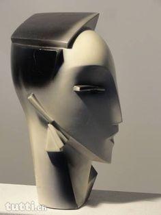 Keramikfigur Myng von Lindsay B 1984 signiert - Zurich - tutti.ch