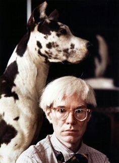 Warhol by Gorgoni