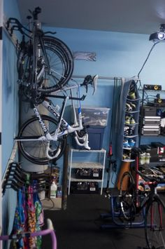 ad841518c17 Let see your Pain Cave (Page 19)  Triathlon Forum  Slowtwitch Forums Bike