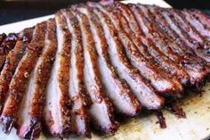 Easy Award Winning Brisket!