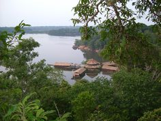 Eco Lodge in Manaus... Amazon.