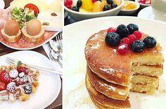17 Cafés in München, in denen Du unbedingt frühstücken musst