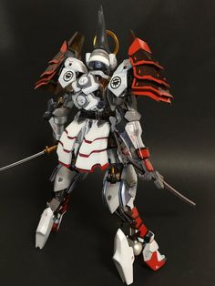 POINTNET.COM.HK - 改裝作品 1/100 Gundam Barbatos 義経