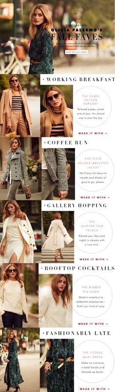 Olivia Palermo x Banana Republic | Fashion. Style. Beauty.