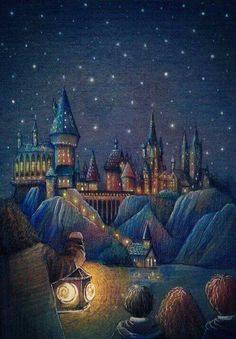 Hogwarts will always be my home!!
