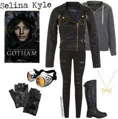Selina Kyle - Gotham